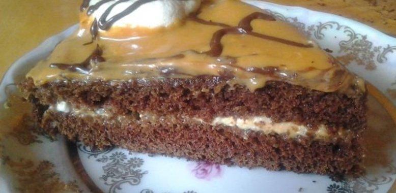 Лёгкий торт рецепт с фото пошагово в домашних условиях