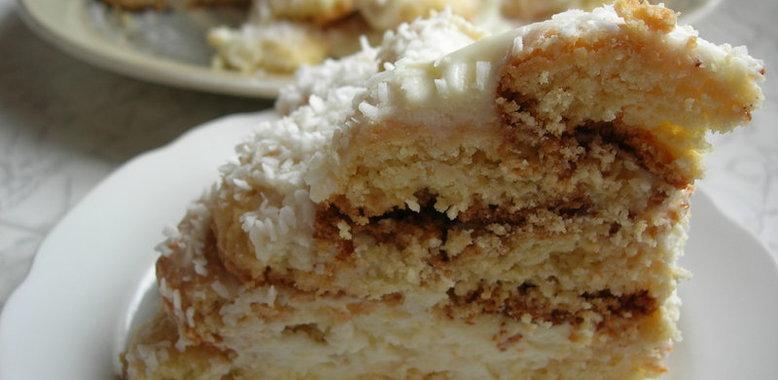 Торт горка рецепт в домашних условиях
