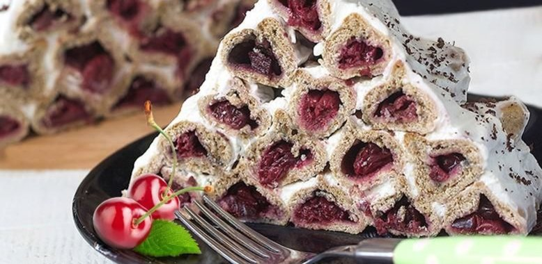 Торт поленница пошаговый рецепт с фото