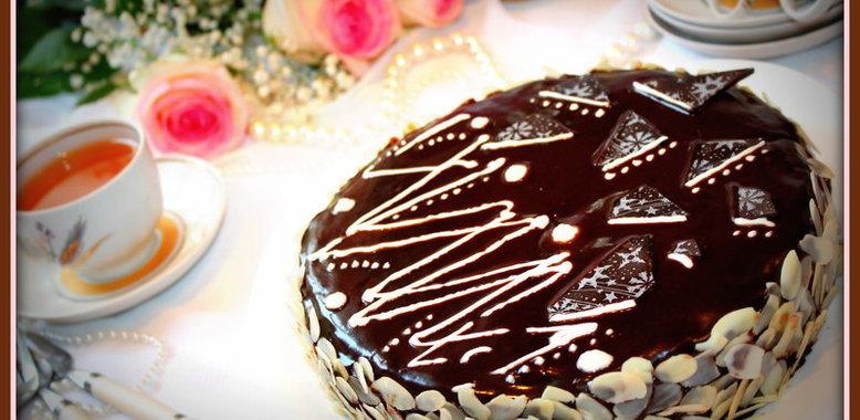Тортики по домашнему шоколадные рецепты с фото