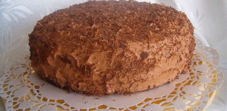 Торт прага рецепт от бабушки эммы