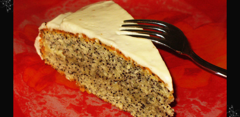Торт маковый со сметанным кремом рецепт с пошагово в домашних