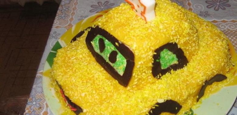 Рецепт торта машина с пошаговый рецепт с