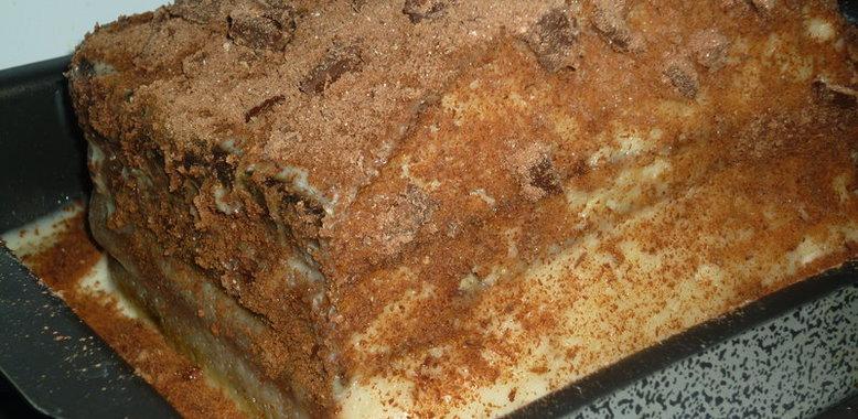 Торт волшебный рецепт с пошагово в