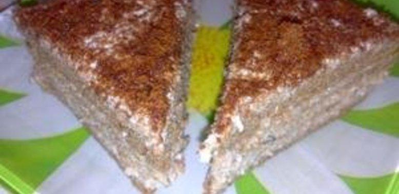 Быстрый торт на сгущенке рецепт с пошагово