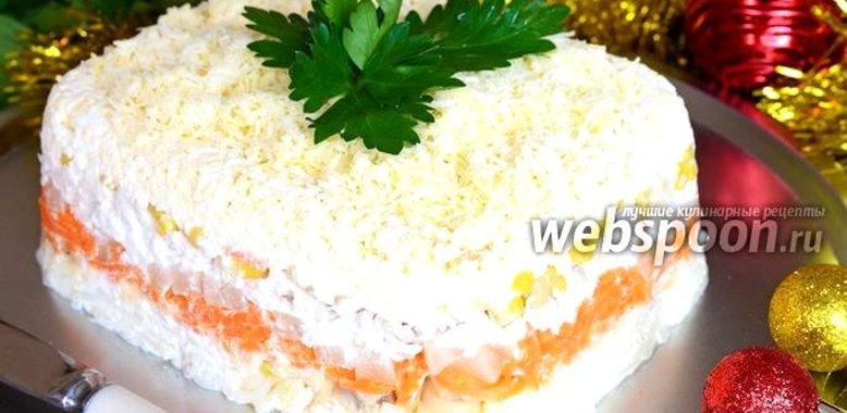 Торт слоеный классический рецепт пошагово