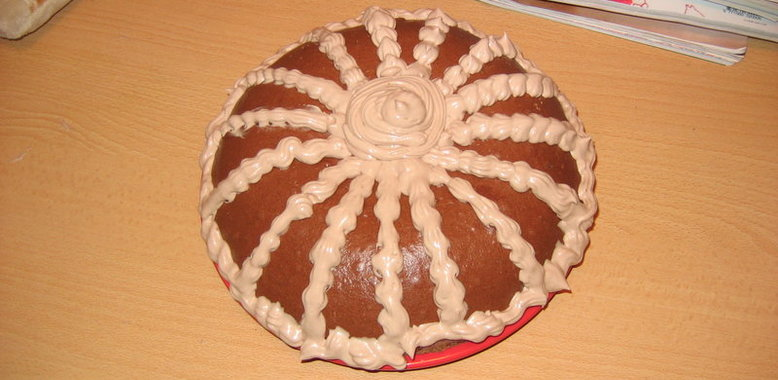 Рецепт низкокалорийного торта с пошагово
