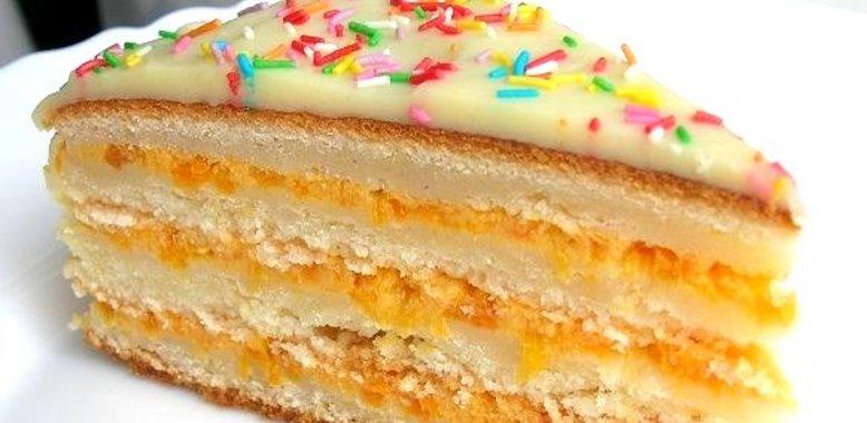 Торт манник рецепт с фото пошагово в домашних условиях