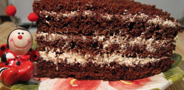 Поль робсон торт рецепт с фото пошагово