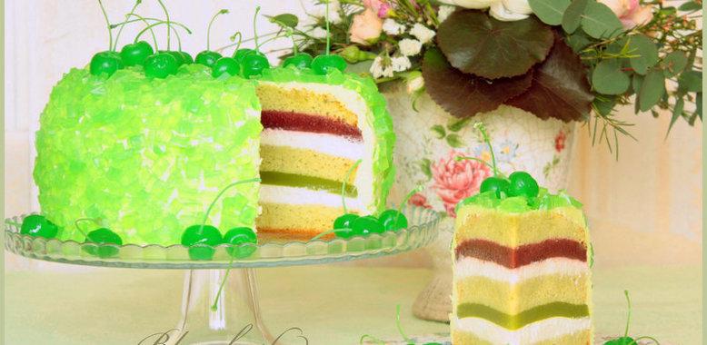 Торт изумруд рецепт пошагово