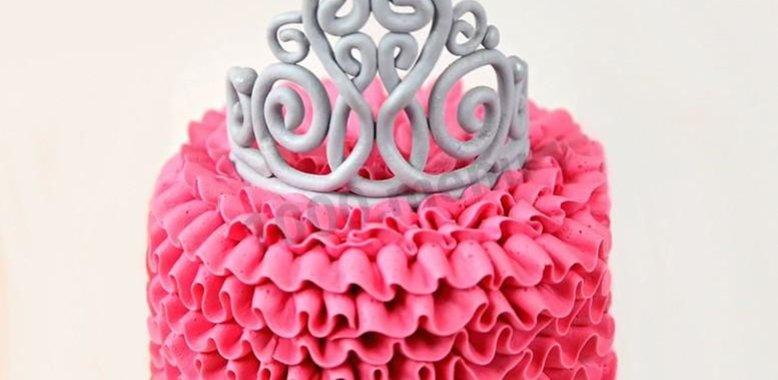 Корону для торта  рецепты 6