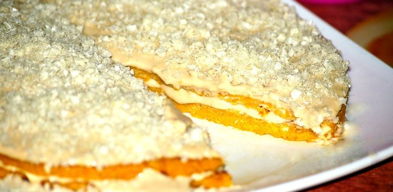 Рецепт банановый торт в домашних условиях