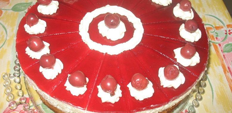 торт красная шапочка рецепт с фото