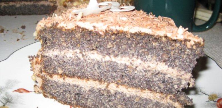 Маковник рецепт с фото пошагово