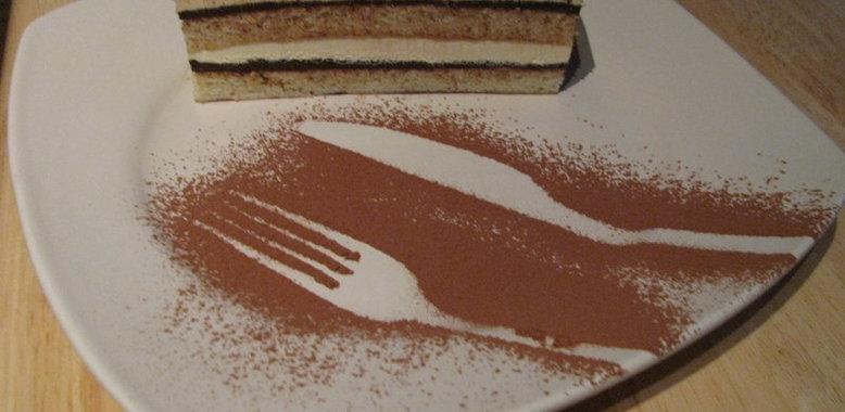 Торт опера рецепт пошаговый