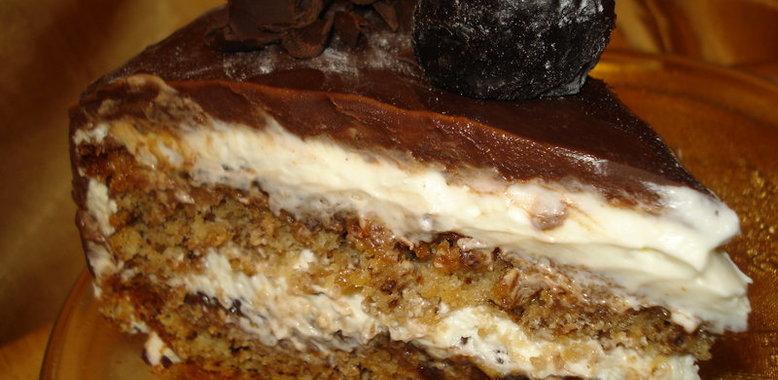 Торт чернослив в шоколаде рецепт с фото пошагово