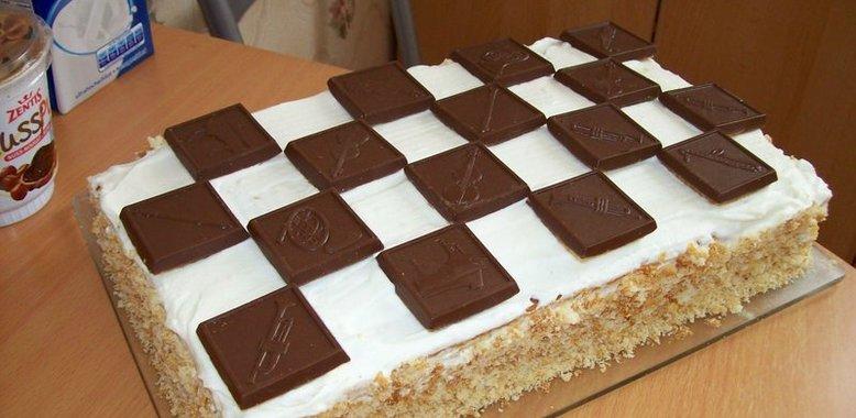 торт шахматный фото рецепт картинки