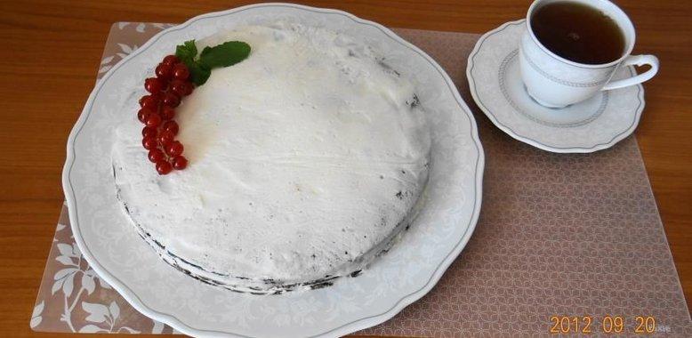 Черемуховый торт рецепт с фото пошагово