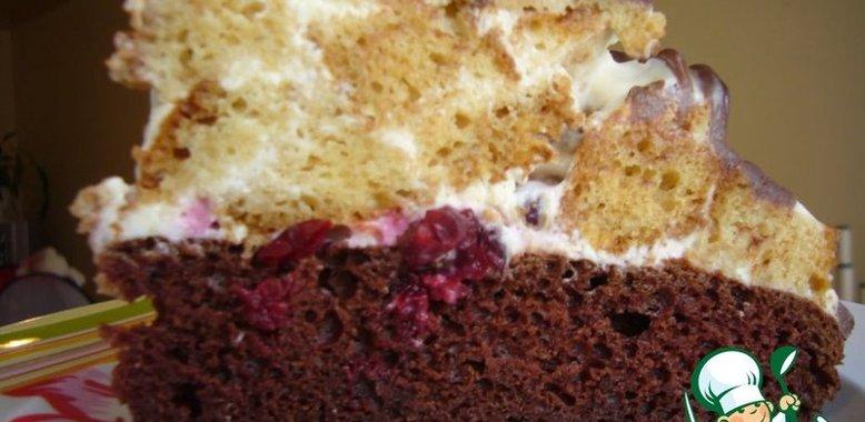 торт парень кучерявый рецепт с фото