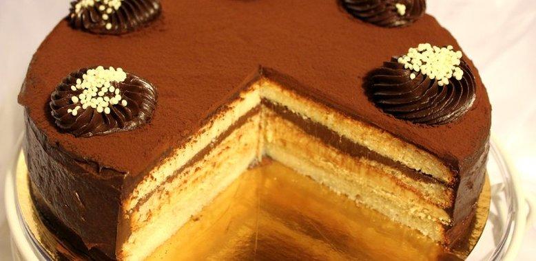 Рецепт торт опера с фото