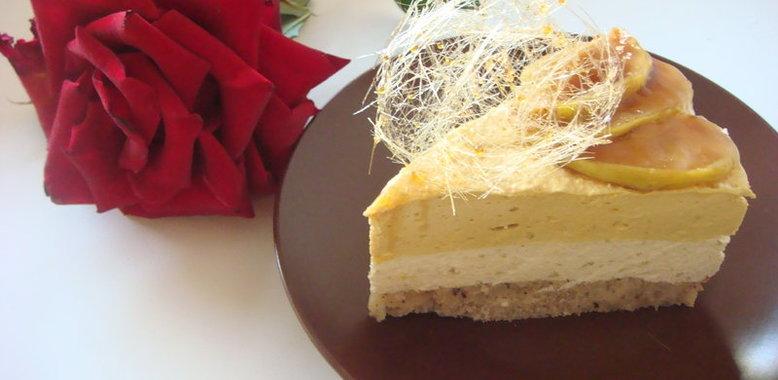 Торт с карамелью рецепт с фото пошагово