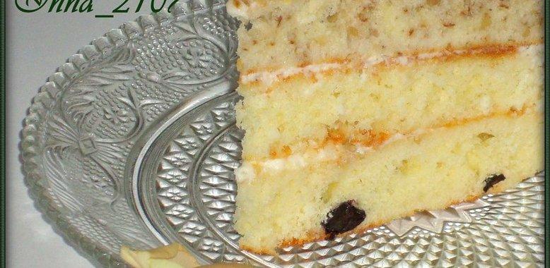 Торт министерский рецепт с пошаговым фото