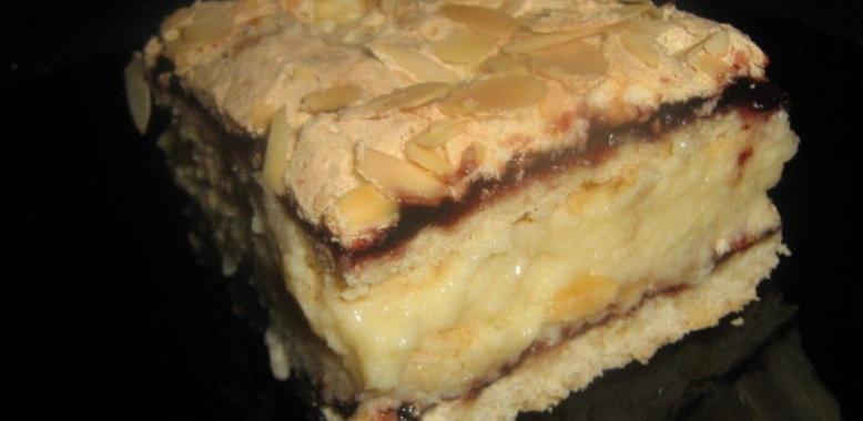 Торт пани валевская рецепт с пошагово в домашних