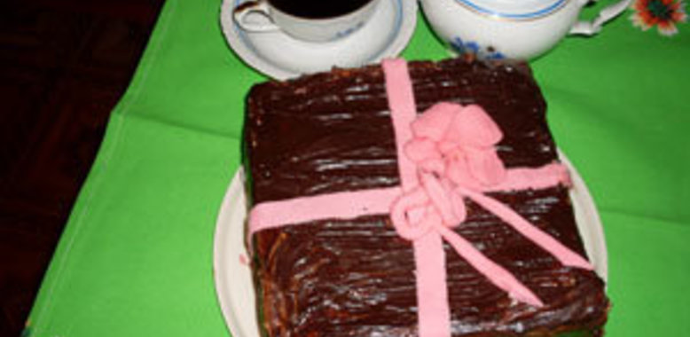 Рецепты тортов подарков с фото