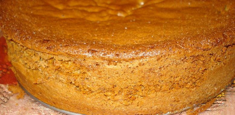 Бисквит торт рецепт с фото пошагово в домашних условиях