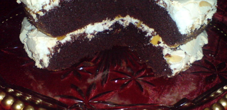 Меренга торт рецепт с пошагово