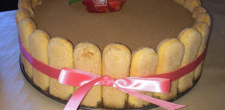 Тирамису торт пошаговый рецепт с фото