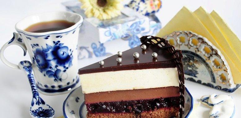 Рецепт шоколадный торт с суфле 132