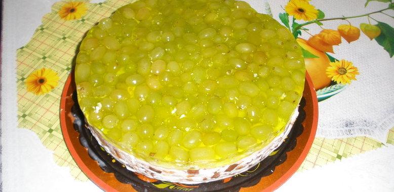 Рецепт торта с желе с пошаговым 2