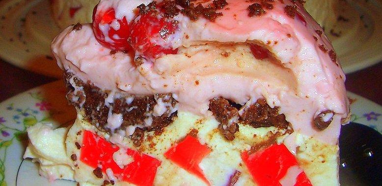 кулинария рецепты с фотографиями 2011 желейные торты