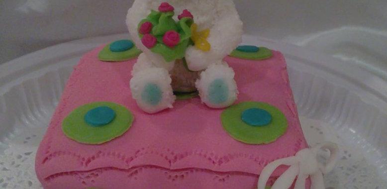 Рецепт детского торта с пошаговыми