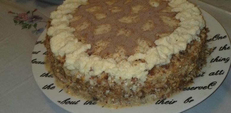Простой торт медовый рецепт с пошагово