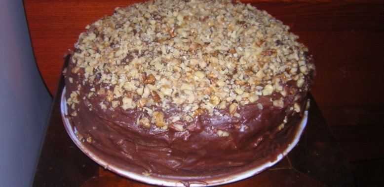 Торт на молоке рецепт с пошагово