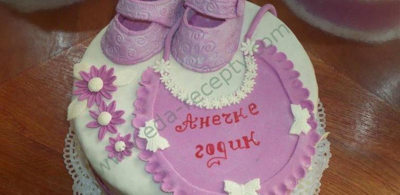 Торт ребенку на 1 год фото рецепт
