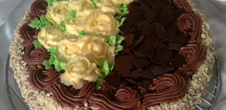 Рецепты торт киевский с фото пошагово в домашних условиях