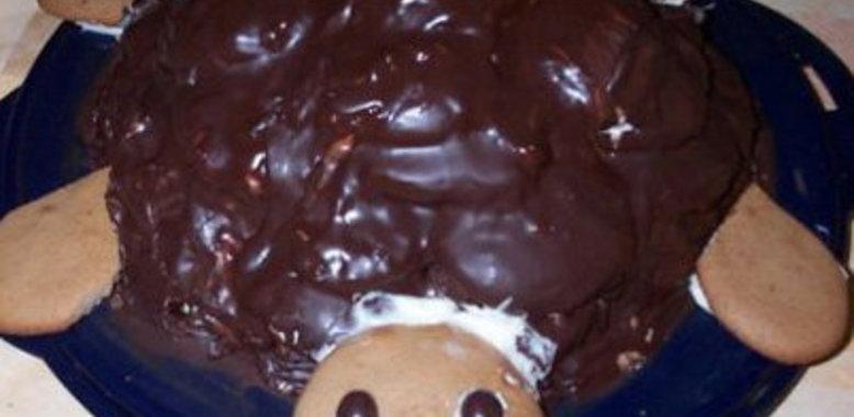 Как приготовить торт черепаха рецепт пошагово