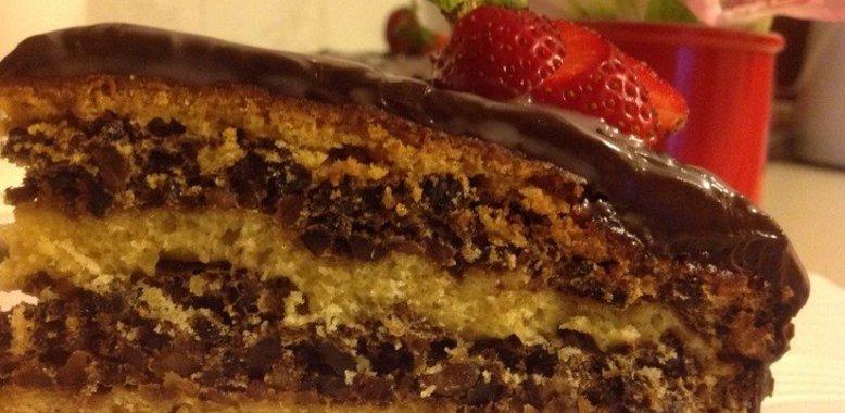 Торт мишка на севере рецепт с фото пошагово