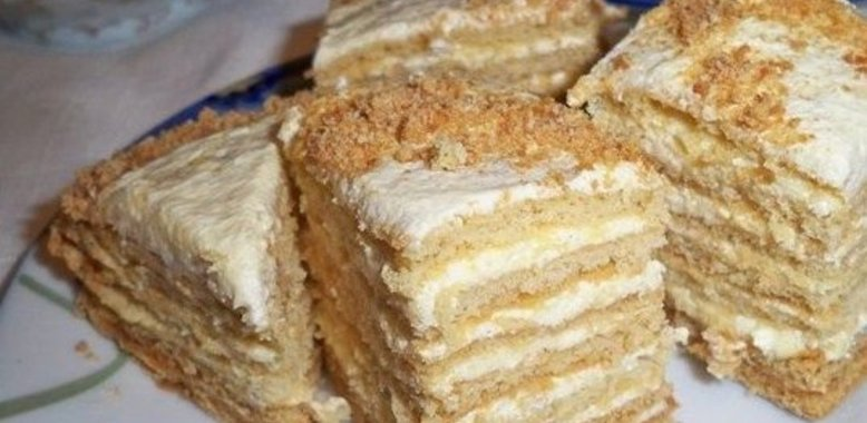 Торт каприз рецепт с фото пошагово в домашних условиях