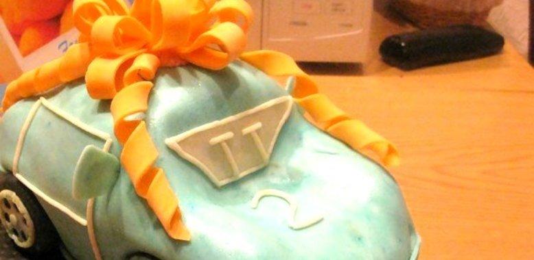 Торт на день рождение мальчику рецепт с пошагово