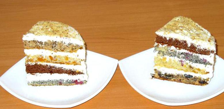 Торт сказка классический рецепт пошагово в домашних условиях