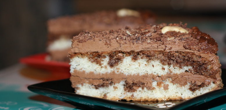 Рецепт тортов трюфели фото