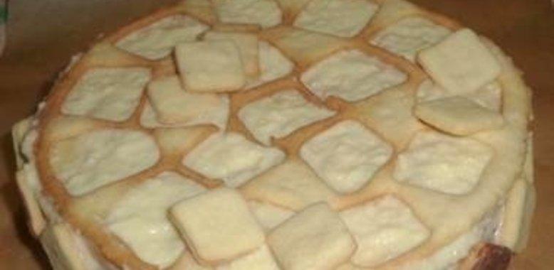 Домашний песочный торт рецепт с пошагово в домашних условиях