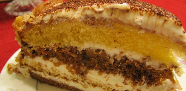 Вкусный рецепт тортика пошагово с фото