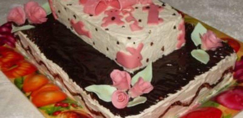 Фото и рецепты праздничных тортов