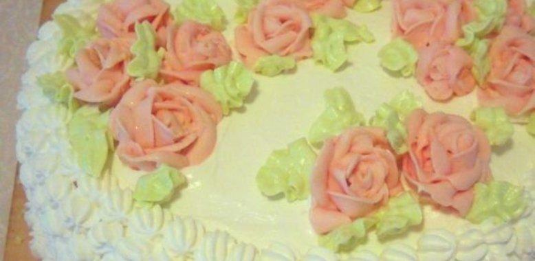 Торт нежность на сковороде рецепт с пошагово