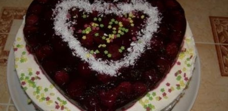 Торт фантазия рецепт пошагово в домашних